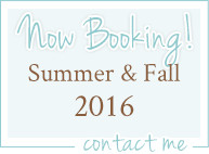 Now booking